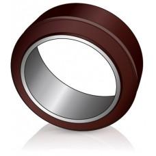 254 - 102 мм Бандаж Linde 0009937026 Ведущее колесо для штабелеров и электротележек  - Изображение