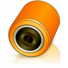 80 - 70 мм Грузовой ролик для погрузчиков, штабелеров ATLET - Изображение