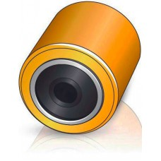 85 - 95 мм подвилочный ролик BT 253072 для штабелеров и электротележек - Изображение