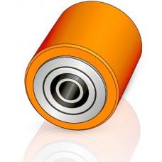 85 - 85/90 мм Подвилочный ролик OM Pimespo 452008102 для Штабелеров - Изображение