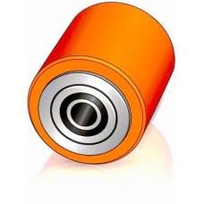 84 - 70 мм Подвилочный ролик для электропогрузчиков, штабелеров - Изображение