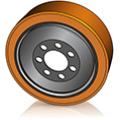 Ведущие колеса и ролики - Изображеине