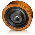 Опорные (поддерживающие) колеса и ролики - Изображеине