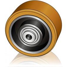 140 - 60 мм Опорное колесо BT 12252 для вилочных погрузчиков, штабелеров, тележек - Изображение