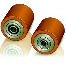 82 - 78 мм подвилочный ролик для погрузчиков, штабелеров - Изображение