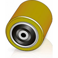 85 - 85/90 мм Подвилочный ролик Jungheinrich 50307456 для погрузчиков - Изображение
