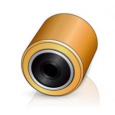 85 - 95/100 мм ролик для вил Linde 0039903502 для штабелеров и тележек - Изображение