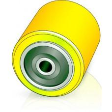 85 - 98 мм Подвилочный ролик для погрузчиков, штабелеров - Изображение