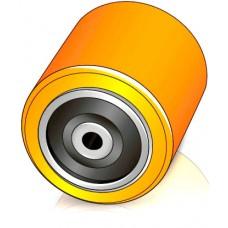 85 - 85/90 мм Грузовой ролик Linde 0039903513 для погрузчиков, тележек - Изображение