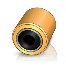 85 - 95/100 мм Грузовой ролик Jungheinrich 27631390 для штабелеров и тележек - Изображение