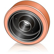 285 - 75 мм Грузовое колесо Rocla 197483 для ричтраков - Изображение