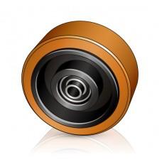 300 - 100 мм Грузовое колесо BT 217629 для вилочных погрузчиков, узкопроходников, ричтраков - Изображение