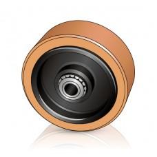 300 - 106 мм Грузовое колесо BT 241485 для вилочных погрузчиков, ричтраков - Изображение