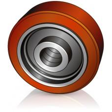 310 - 102 мм Грузовое колесо Still 8365302 для электропогрузчиков, ричтраков, штабелеров  - Изображение