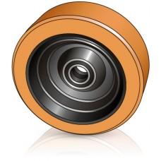 310 - 102 мм Грузовое колесо STILL 8427484 для вилочных погрузчиков, ричтраков - Изображение
