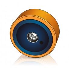 350 - 100 мм Грузовое колесо Linde 0009903911 погрузчиков, ричтраков Linde и Still - Изображение