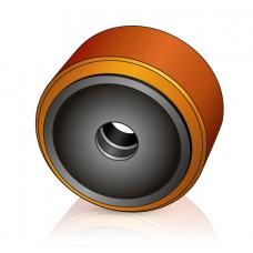 350 - 100 мм Грузовое колесо Yale 277315700 для ричтраков Hyster  - Изображение