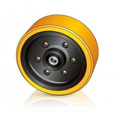 350 - 106 мм Грузовое колесо BT 7540800 для вилочных погрузчиков, ричтраков  - Изображение