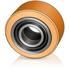 200 - 110 мм Грузовое колесо ATLET 65172 для вилочных погрузчиков, ричтраков
