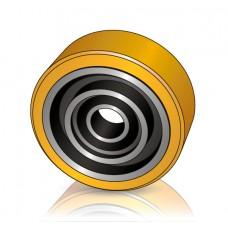 220 - 85 мм Грузовое колесо Atlet 146855 для вилочных погрузчиков, ричтраков