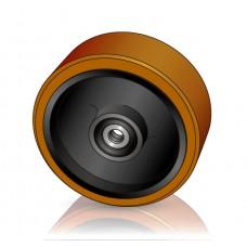 280 - 106 мм Грузовое колесо BT 7541444 для вилочных погрузчиков, ричтраков - Изображение