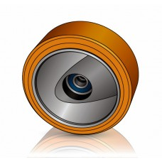 310 - 112 мм Грузовое колесо STILL 8428131 для вилочных погрузчиков, штабелеров, ричтраков - Изображение