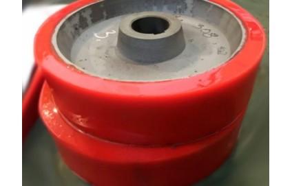 Изготовление и восстановление полиуретановых колес - Фото