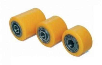 Натяжные полиуретановые ролики - Фото