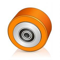 100 - 40 мм Опорное колесо BT 167797 для вилочных погрузчиков, штабелеров - Изображение
