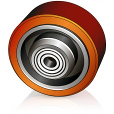 125 - 40/50 мм опорное колесо BT 134698 для вилочных погрузчиков, электротележек - Изображение