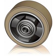 125 - 40 мм Опорное колесо Still 4401471 для вилочных погрузчиков, тележек  - Изображение