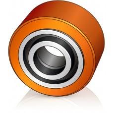 125 - 50 мм Опорное колесо Yale 272110400 для вилочных погрузчиков и штабелеров