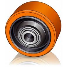 125 - 50/54 мм Опорное колесо BT 156259 для вилочных погрузчиков, штабелеров - Изображение