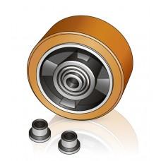 150 - 40/50 мм Oпорное колесо для штабелеров Pramac lifter GX - Изображение
