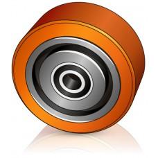 150 - 50/50 -20  мм Опорное колесо для вилочных погрузчиков, штабелеров и электротележек BT - Изображение