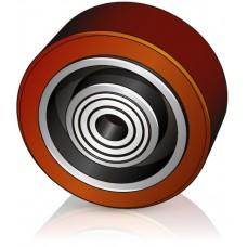 150 - 50 мм Опорное колесо для вилочных погрузчиков, штабелеров и электротележек BT - Изображение