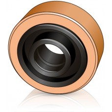 150 - 50 мм Опорное колесо HYSTER 1471313 для вилочных погрузчиков, штабелеров - Изображение