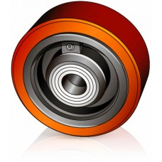 150 - 54 мм Опорное колесо Jungheinrich 27634500 для транспортировщиков паллет, штабелеров - Изображение
