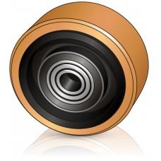 150 - 60 мм Опорное колесо для вилочных погрузчиков, штабелеров Rocla - Изображение