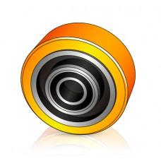 125 - 50 мм Опорное колесо BT 7563324 для вилочных погрузчиков, электротележек - Изображение