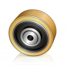 140 - 70/73 Стабилизирующее колесо BT 827230 для погрузчиков, комплектовщиков - Изображение