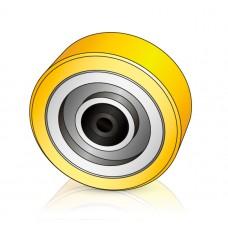 140 - 50 мм Опорное колесо Linde 0009934509 для штабелеров и электротележек - Изображение