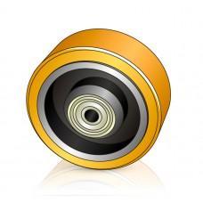 140 - 54/60 мм Опорное колесо Jungheinrich 51036772 для штабелеров и Электротележек - Изображение