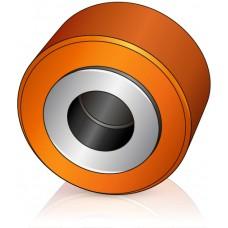 150 - 102 мм Опорное колесо Still 8429940 для вилочных погрузчиков, штабелеров - Изображение