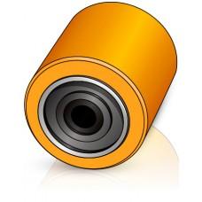 85 - 100/102 мм грузовой ролик Still 4490050 для штабелеров и электротележек - Изображение
