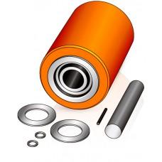 85 - 100/102 мм подвилочный ролик BT 167599 для электрических тележек - Изображение