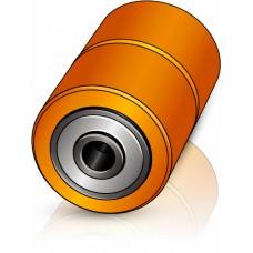 85 - 102 мм ролик подвилочный для электротележек  BT Toyota - Изображение