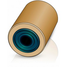 85 - 110/115-25 мм подвилочный ролик Crown 808909001 для электротележек - Изображение