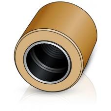 85 - 78 мм Грузовой ролик LAFIS 5700552 для вилочных погрузчиков, штабелеров - Изображение