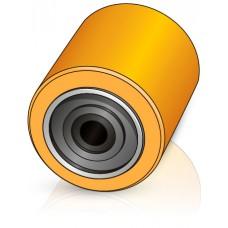85 - 105/110 мм Грузовой ролик Still 4401446 для вилочных погрузчиков - Изображение
